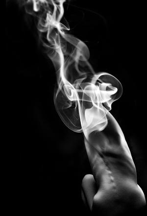 smoke series by Stefano Bonazzi
